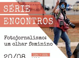 'Fotojornalismo: um olhar feminino' é tema de palestra