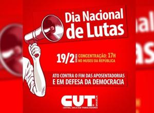 Cresce adesão a greves no dia 19 contra a reforma