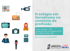 O estágio em Jornalismo no contexto da profissão