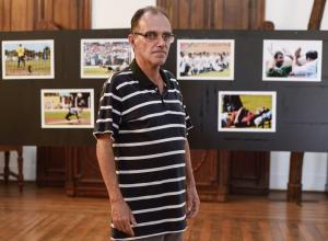 Fotógrafo Aquino José mostra o futebol varzeano