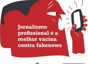 MANIFESTO | #JornalistasSalvamVidas