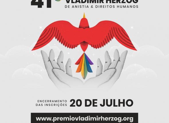 Inscrições para Prêmio Vladimir Herzog terminam dia 20