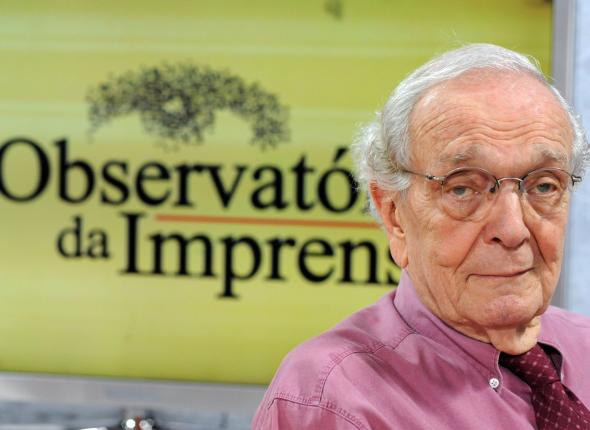 Jornalista Alberto Dines morre aos 86 anos na capital paulista