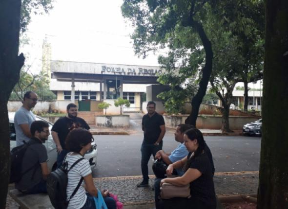 Jornalistas da Folha da Região entram em greve