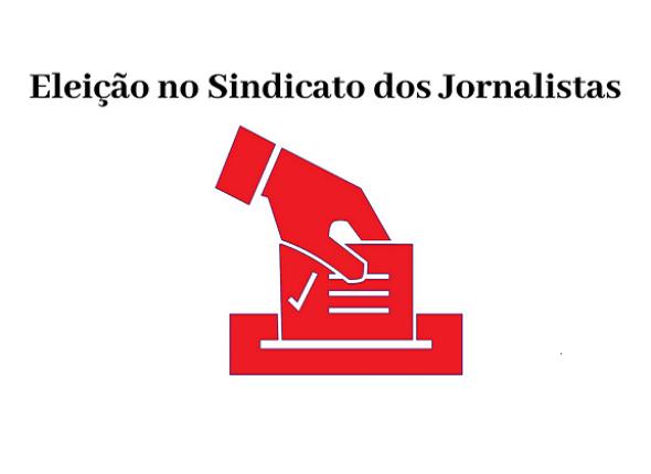 Sindicato dos Jornalistas tem eleição de 7 a 9 de agosto