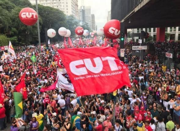 Centrais realizam ato terça (11) contra o fechamento do MTE