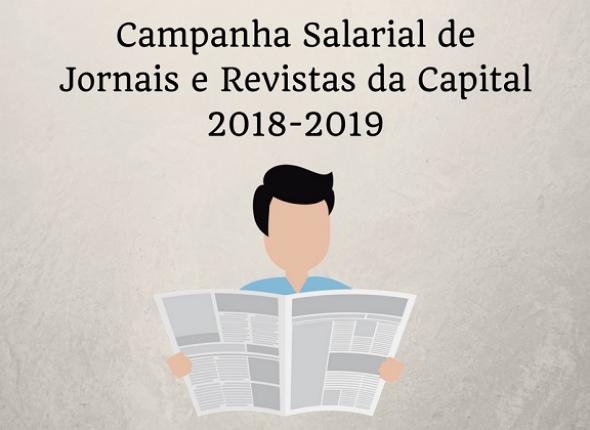 Jornais e Revistas: dia 20 ocorre a 9ª rodada da Capital