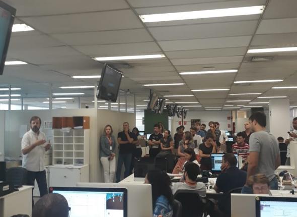 Em um mês, 140 jornalistas se sindicalizaram. Junte-se a nós!
