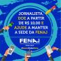 FENAJ convoca jornalistas a contribuir com a sede