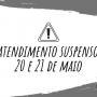 Com feriados antecipados em São Paulo, sede do SJSP suspende atendimentos