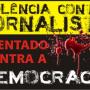 Cinegrafista da TV tribuna é agredido enquanto cobria chegada de Bolsonaro ao Guarujá