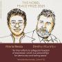Nobel da Paz é dado a dois jornalistas. Sindicato reforça importância do jornalismo
