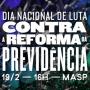 Av. Paulista tem ato dia 19 em defesa da aposentadoria