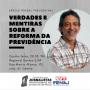 "Previdência: Regional Santos debate a ""reforma"""
