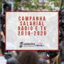 Rádio e TV: Jornalistas aprovam proposta patronal e renovam Convenção Coletiva