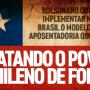 Modelo de Bolsonaro levou idosos do Chile à miséria