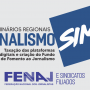 """Saiba como se inscrever nos seminários regionais """"Jornalismo, sim!"""""""