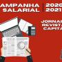 Jornalistas de Jornais e Revistas da Capital chegam a acordo com reposição da inflação em janeiro e PLR até a folha de maio