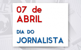 7 de abril – Dia do Jornalista