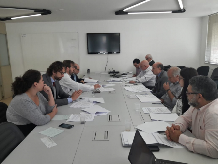 A terceira rodada ocorre em 12 de junho, quando as cláusulas econômicas serão o centro dos debates. Foto: Flaviana Serafim/SJSP