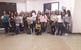 Abril: mulheres entregam carta a juiz da recuperação judicial