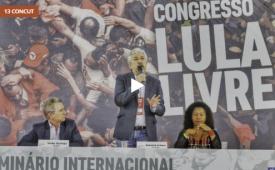 AO VIVO: Sindicalistas de 50 países debatem os desafios do futuro do trabalho