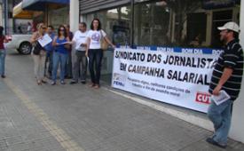 Aviso aos jornalistas do Interior, Litoral e Grande São Paulo