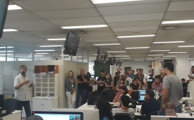 Campanha de Sindicalização mobiliza jornalistas: 140 novos sindicalizados em um mês