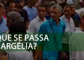 Campanha Internacional pela libertação da presa política argelina Luisa Hanune