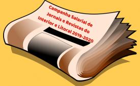 Campanha Salarial: pré-pauta do Interior e Litoral em debate