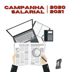 Campanhas Salariais 2020-2021