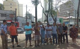 Campinas: grevistas da RAC realizam protesto
