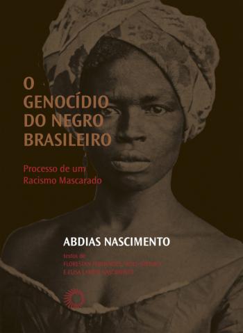 Capa do livro: 'O genocídio do negro brasileiro: processo de um racismo mascarado'. Imagem: Reprodução/ONU Brasil