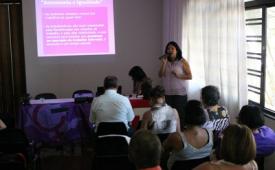 Caravana de mulheres cutistas segue para Bauru e realiza debate dia 18