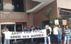 Carta aberta: dívida trabalhista é verba alimentar! Paga Civita!