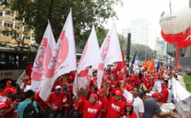 Centrais sindicais unidas por avanços na agenda da classe trabalhadora
