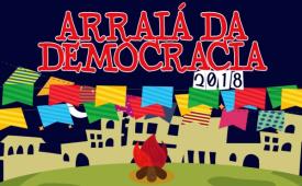 """Comunidade do Brás realiza """"Arraiá da Democracia"""" em julho"""