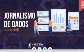 Curso Jornalismo de dados tem novas datas