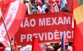 CUT decide: 13 de agosto será Dia Nacional de luta contra reforma da Previdência