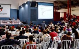 CUT-SP aprova plano de lutas na plenária do 15ª Congresso Estadual