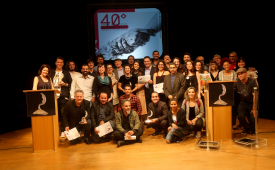 Defesa da democracia marca entrega do Prêmio Herzog