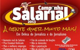 Direção do SJSP quer negociações da Campanha Salarial ainda esta semana