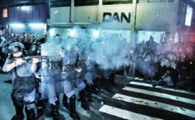 Doria endurece lei contra manifestantes em meio a denúncias de repressão policial
