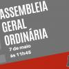 Eleição: Sindicato convoca assembleia para 7 de maio