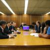 Em audiência com a Band, SJSP prossegue luta pela reintegração de demitidos