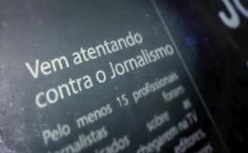 Em vídeo, SindJornal lembra dias de luta em greve dos jornalistas que manteve o piso da categoria