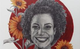 """Evento """"Literatura à flor da pele: nossas vozes por Marielle Franco"""" é adiado"""