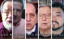 Fernando Morais, Leonardo Sakamoto, Juca Kfouri, Paulo Moreira Leite e Eugênio Bucci aderem à campanha #AbrilRespeiteoSindicato
