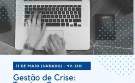 """""""Gestão de Crise"""" é tema de curso gratuito no Sindicato dos Jornalistas"""