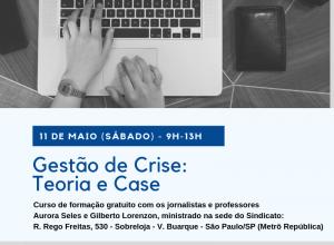 Gestão de crise: teoria e case